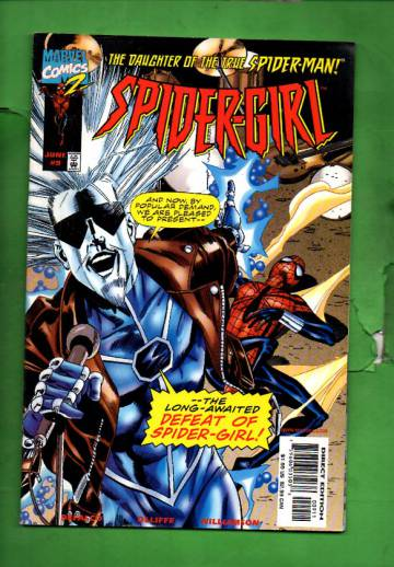 Spider-Girl Vol. 1 #9 Jun 99