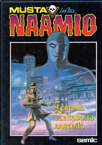 Mustanaamio - Legenda vaeltavasta aaveesta