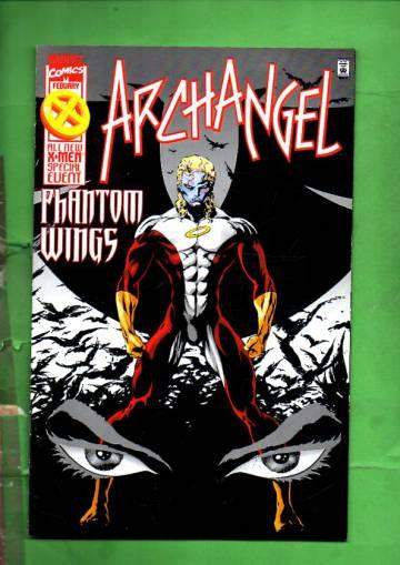 Archangel Vol 1 #1 Feb 96