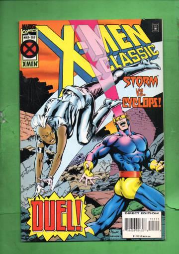 X-Men Classic Vol. 1 #105 Mar 95