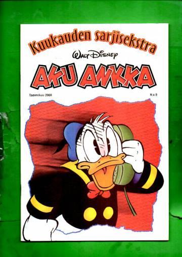 Aku Ankka - Kuukauden sarjisekstra 9: Tammikuu 2000