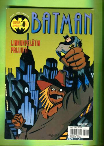 Batman 6/95