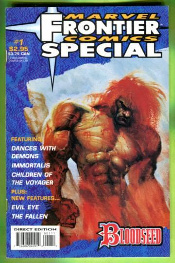 Marvel Frontier Comics Unlimited #1 / Jan 94