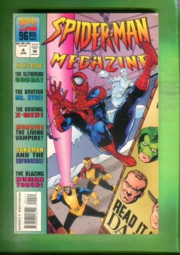 Spider-Man Megazine Vol 1 #4 Jan 95