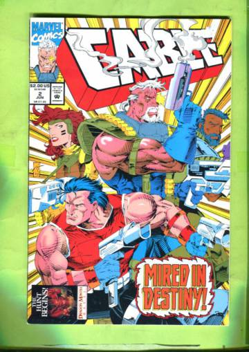 Cable Vol 1 #2 Jun 93