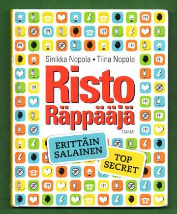 Risto Räppääjä - Erittäin salainen: Top Secret