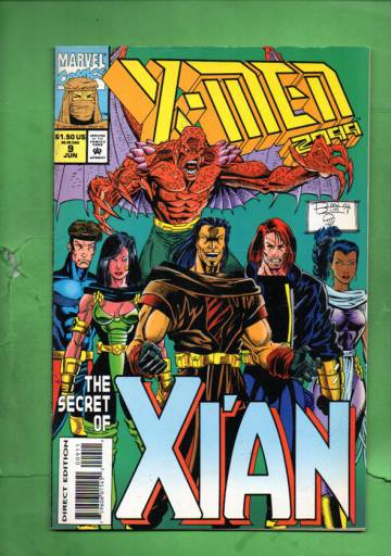 X-Men 2099 Vol. 1 #9 Jun 94