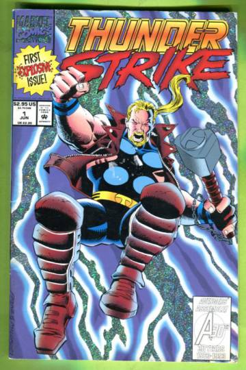 Thunderstrike Vol 1 #1 Jun 93