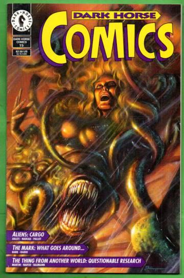 Dark Horse Comics #15, Nov 93
