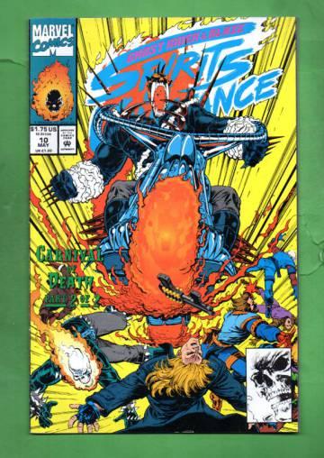 Ghost Rider/Blaze: Spirits of Vengeance Vol 1 #10 May 93