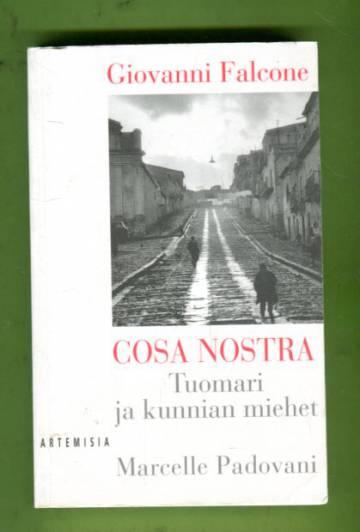 Cosa Nostra - Tuomari ja kunnian miehet