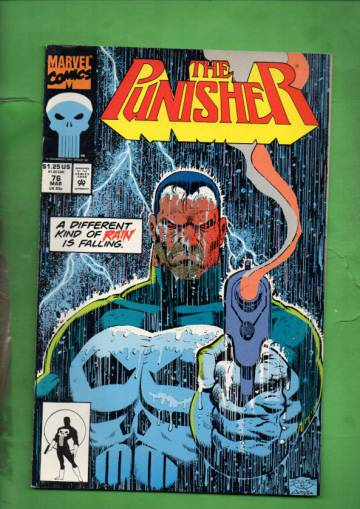The Punisher Vol. 2 #76 Mar 93