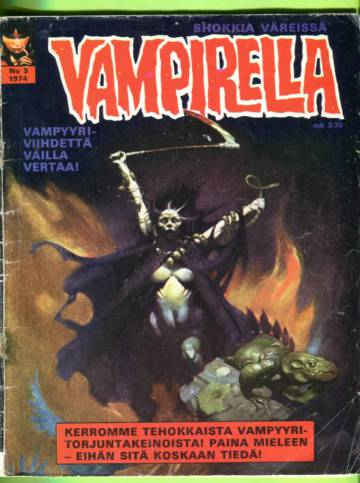 Vampirella 3/74