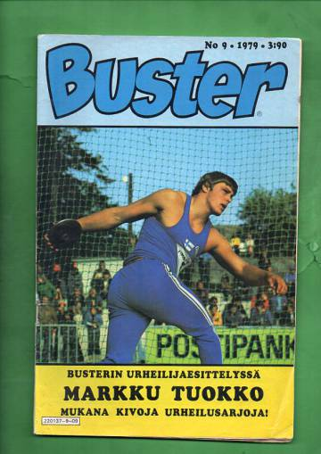 Buster 9/79