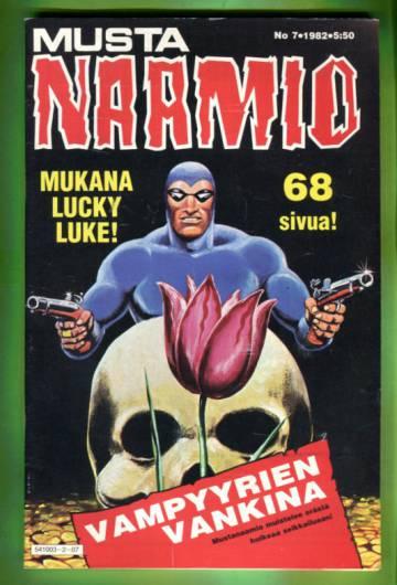 Mustanaamio 7/82