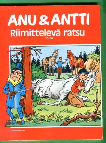 Anu & Antti 10/84 - Riimittelevä ratsu
