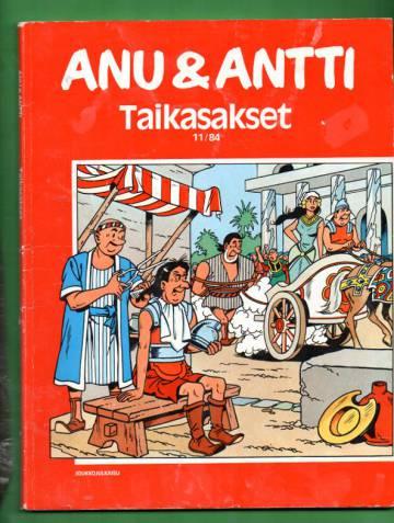Anu & Antti 11/84 - Taikasakset