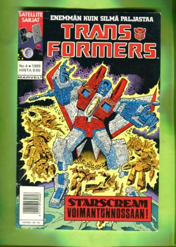 Transformers 4/89
