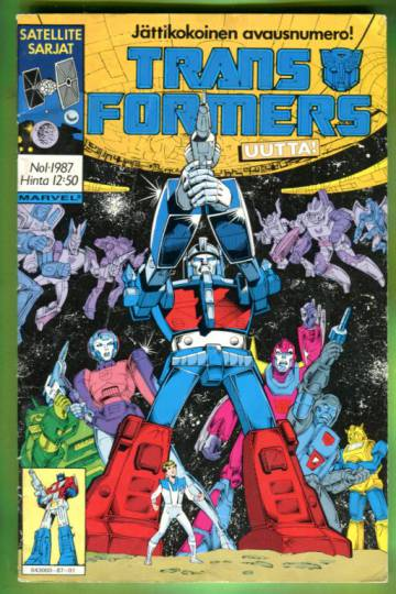 Transformers 1/87