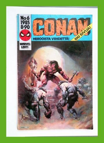 Conan 6/85