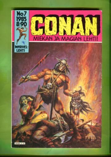 Conan 7/85