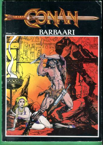 Conan-extra 3/86 - Acheronin noitakuningatar