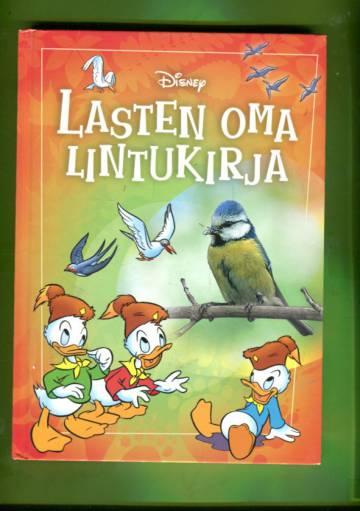 Lasten oma lintukirja