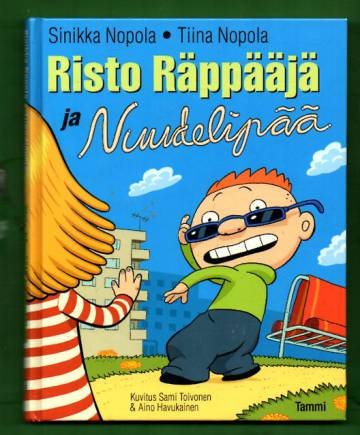 Risto Räppääjä ja Nuudelipää