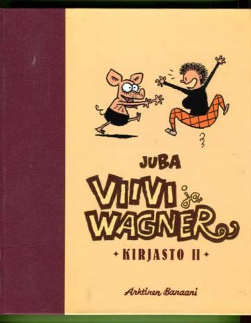 Viivi ja Wagner - Kirjasto 2