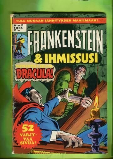 Frankenstein & Ihmissusi 2/74