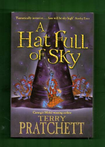 A Hat Full of Sky - A Story of Discworld
