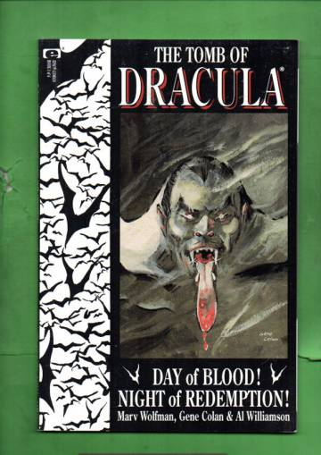 Tomb of Dracula Book 1