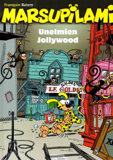 Marsupilami 12 - Unelmien Jollywood