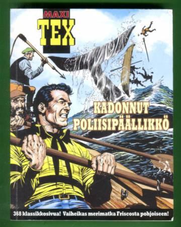Maxi-Tex 26 - Kadonnut poliisipäällikkö