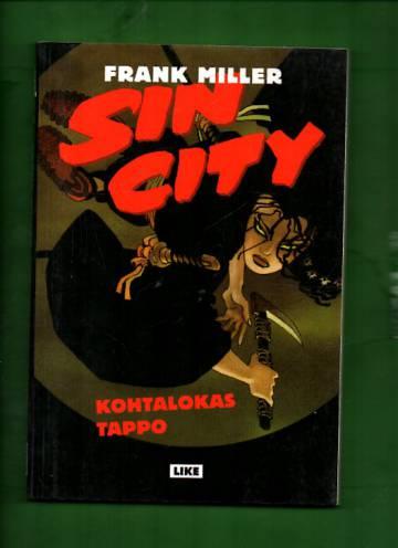 Sin City 3 - Kohtalokas tappo (pokkarikoko)