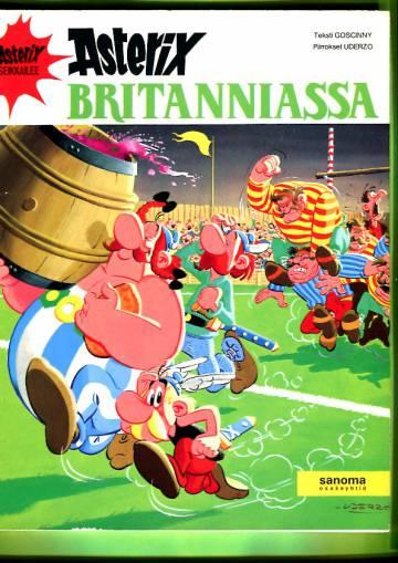 Asterix 12 - Asterix Britanniassa (1.painos)