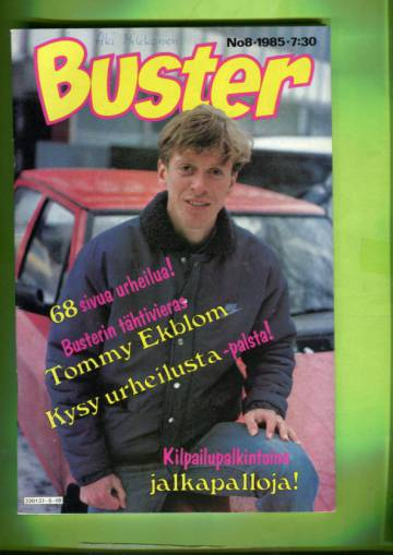 Buster 8/85