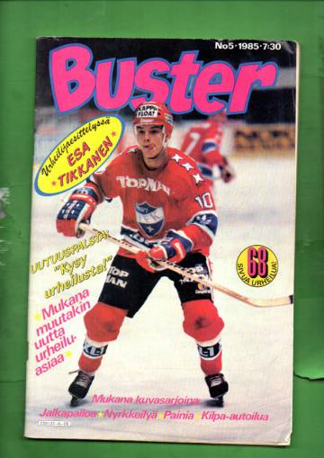 Buster 5/85