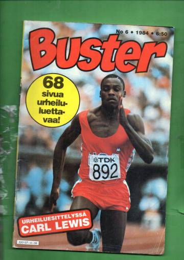 Buster 6/84