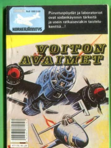 Ilmojen Korkeajännitys 9/90 - Voiton avaimet