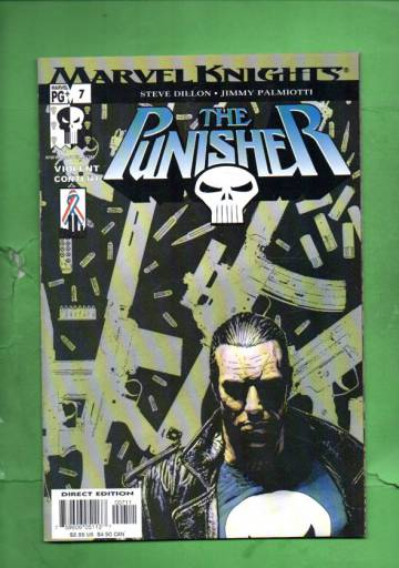 The Punisher Vol 4 #7 Feb 02