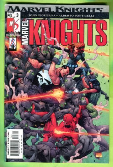 Marvel Knights Vol 2 #3 Jul 02