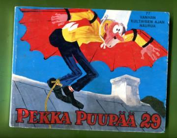 Pekka Puupää 29