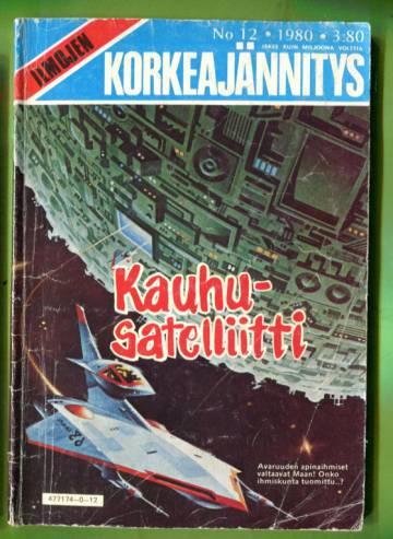Ilmojen Korkeajännitys 12/80 - Kauhusatelliitti
