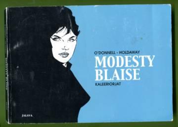 Modesty Blaise - Kaleeriorjat