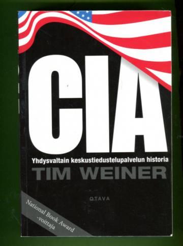 CIA - Yhdysvaltain keskustiedustelupalvelun historia