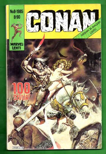 Conan 8/85