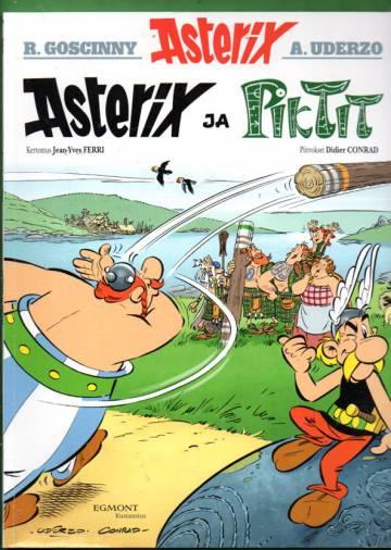 Asterix 35 - Asterix ja Piktit
