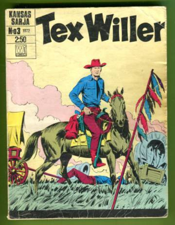 Tex Willer 3/72