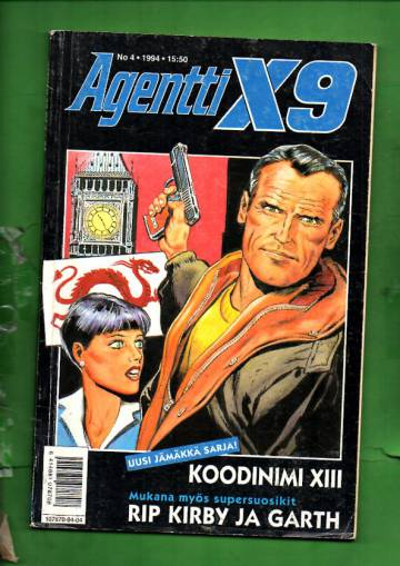 Agentti X9 4/94